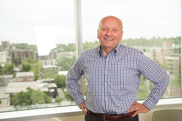 Behavioural health consultant Szymon Apanowicz