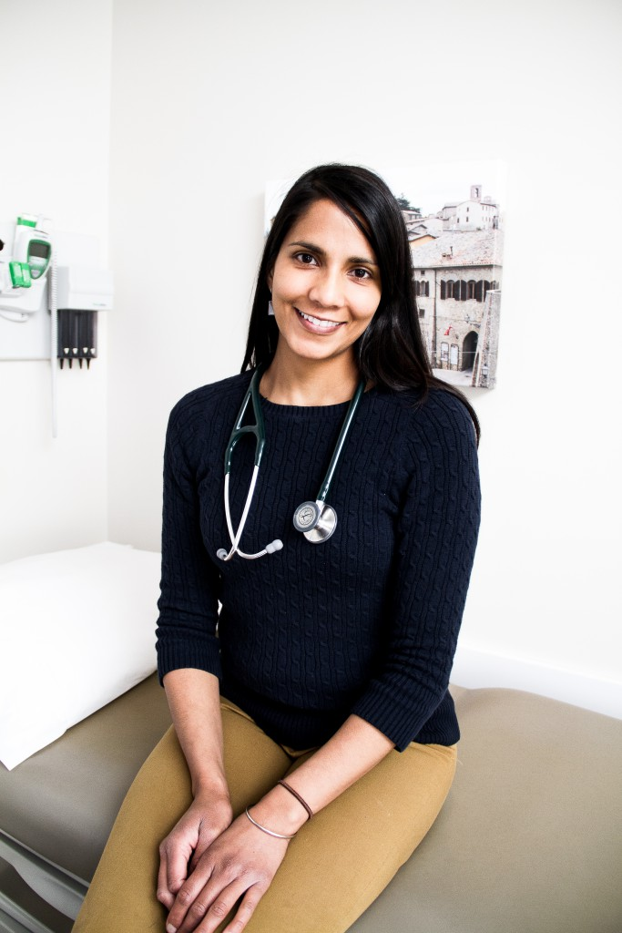 Calgary Foothills PCN's Dr. Ramninder Dhillon