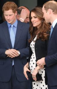 Pregnant Duchess of Cambridge