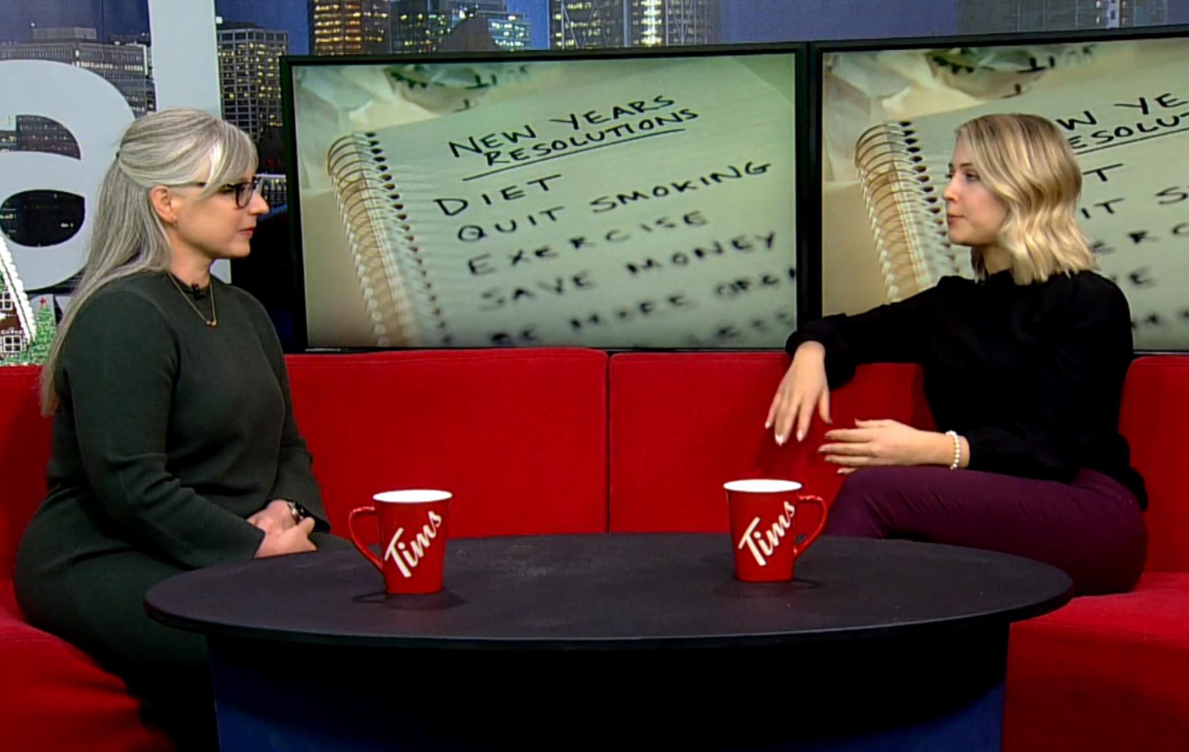 Dr. Janet Reynolds on Global news